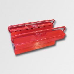 XTline Kufr na nářadí kov.495x200x290mm 5 přihrádek TB122B PA78735