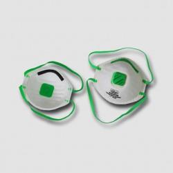 Respirátor s ventilem FFP2