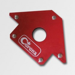 Magnet úhlový 130x130mm, 37,5kg