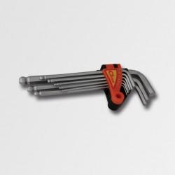 CORONA Sada imbus s kuličkou prodl.9 dílů (P16616/J) PC6616