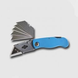 CORONA Nůž zavírací s výměnným čepelemi+ 5 ks čepelí PC9107