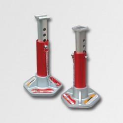 XTline Zajištovací sloupky hliníkové 3t 1pár  PT43004L