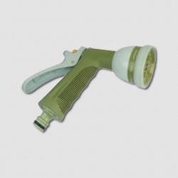 Rozstřikovač pistolový kovový 8-funkcí