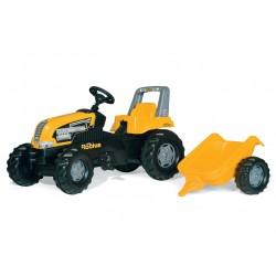 Traktor s přívěsem – hračka